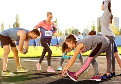Разминка перед бегом: 5 упражнений за 5 минут
