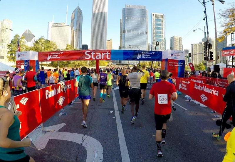 В преддверии Чикагского марафона: трасса, рекорды, претенденты на победу