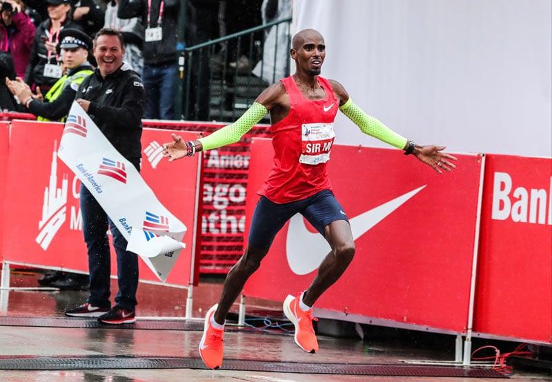 Результаты Чикагского марафона 2018: Мо Фара одержал фееричную победу, установив рекорд Европы
