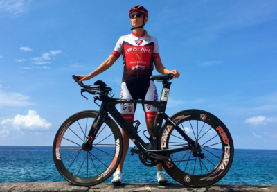 """""""Железная леди"""": победительница Ironman 70.3 Turkey и самая быстрая россиянка на Коне Инна Цыганок о своем пути в триатлоне"""