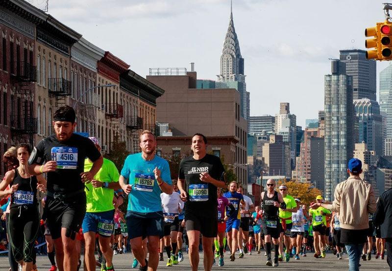 Нью-Йоркский марафон 2018: история, цифры, факты, рекорды