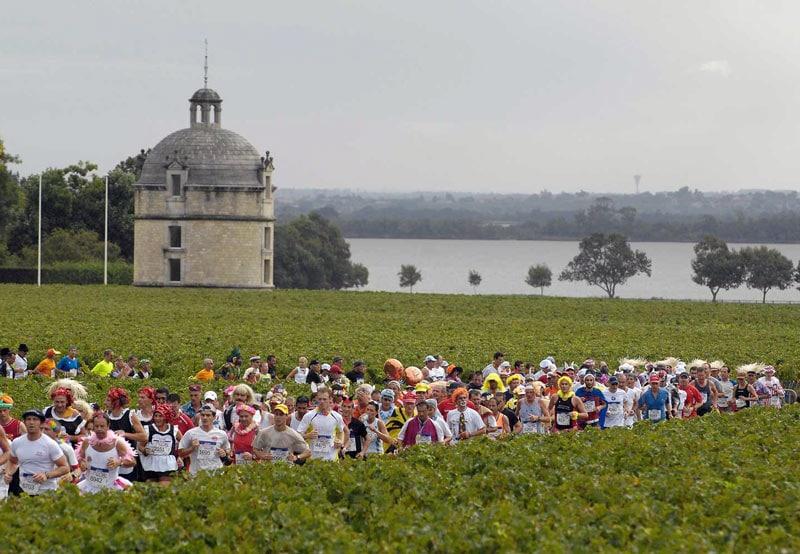Marathon des châteaux du Médoc: гид по винному марафону во Франции