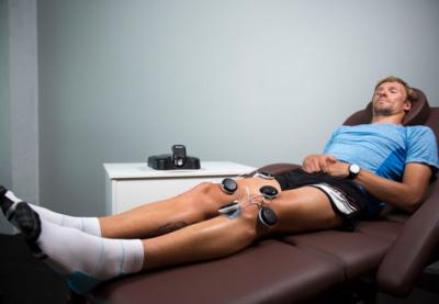Аппаратные методы восстановления для бегунов и триатлетов