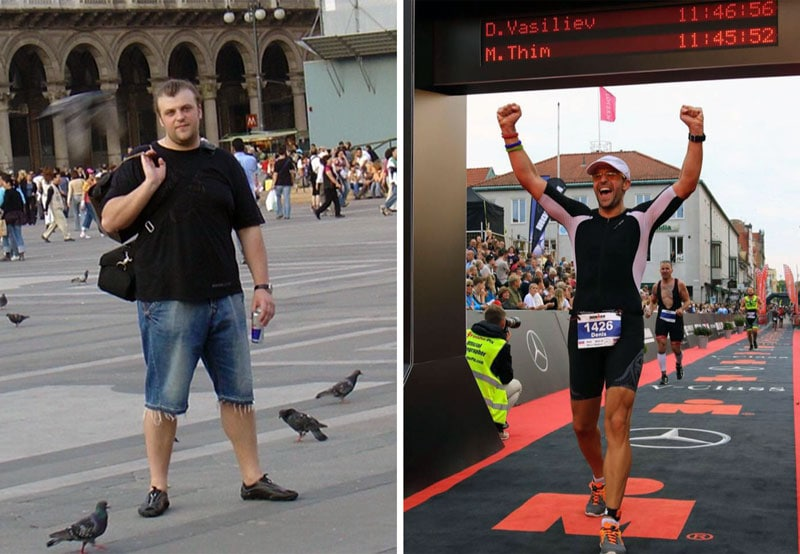 Денис Васильев: минус 40 кг - это лишь средство на пути к цели
