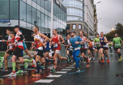 Как часто можно бегать марафоны?
