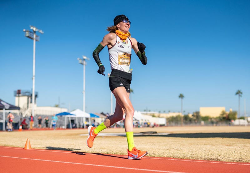 262 км за 24 часа! Установлен новый мировой рекорд в суточном беге среди женщин!