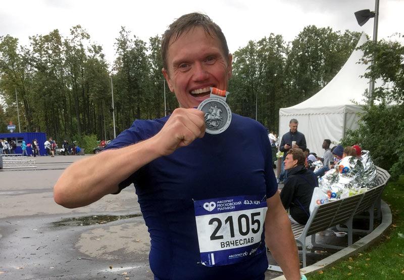 Марафон с кардиостимулятором: Вячеслав Малышев о том, что даже операция на сердце не помеха, когда идешь к своей цели