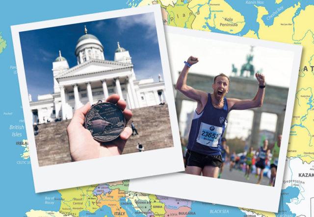 40 столичных марафонов Европы