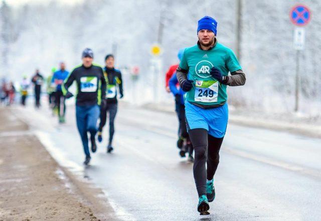 Юбилейный 50-й марафон