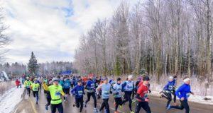 Результаты юбилейного марафона «Дорога Жизни»: забег собрал рекордное число участников