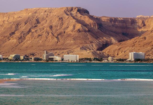 Отчёт об уникальном марафоне на Мёртвом море в Израиле