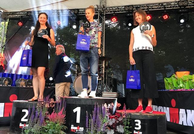 Татьяна Филиппович: как девушка без спортивного прошлого в триатлоне конкурирует с бывшими PRO в абсолюте