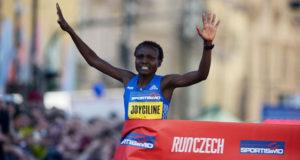 Самый ожидаемый дебют: Джойсилин Джепкосгей выходит на марафонскую дистанцию