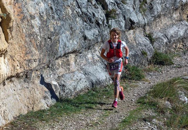 Россиянка Ирина Рачинская стала победительницей на дистанции 65 км знаменитого ультратрейла Transgrancanaria