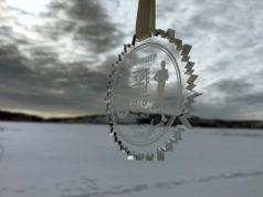 Тремоло Challenge: в Тольятти прошел экстремальный зимний забег через Волгу