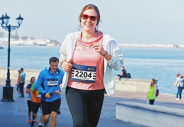 Марианна Вавилова: как при помощи бега потерять 35 кг и найти душевную гармонию