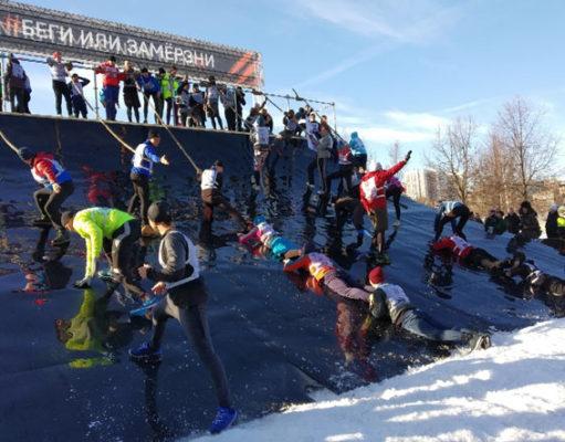 Итоги и результаты зимней «Гонки Героев» в Москве и Уфе