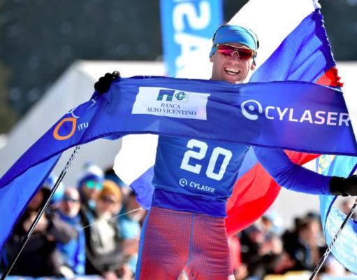 Чемпионат мира по зимнему триатлону: российский спортсмен в 7-й раз стал лучшим