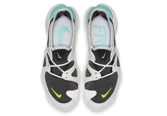 Nike Free 5.0: новая модель легендарных