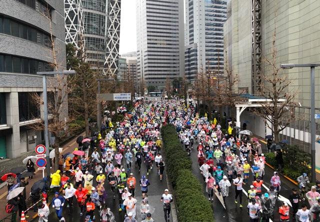 Итоги и результаты Токийского марафона (Tokyo Marathon) 2019