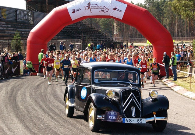 Забеги и марафоны Латвии: обзор популярных серий
