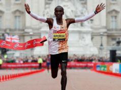 Результаты Лондонского марафона 2019