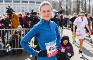 Юлия Конякина: пора обновлять личные рекорды!