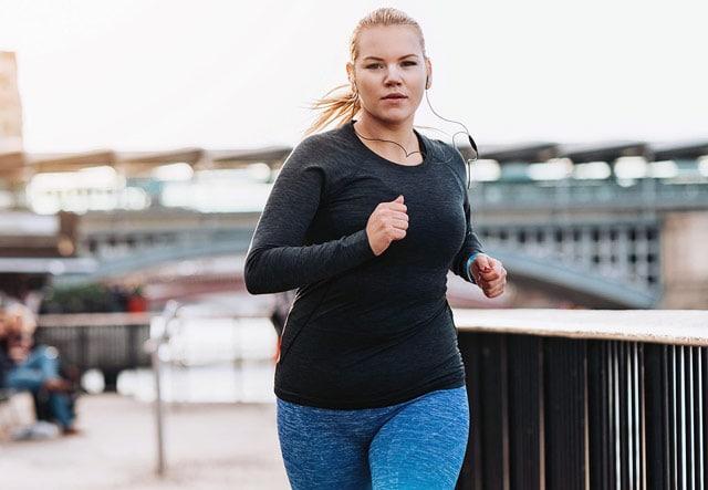 Бег для похудения сколько нужно бегать и сколько калорий сжигается программа бега для сжигания жира в таблицах