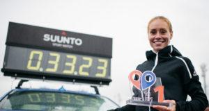 Елена Седова, чемпионка России по бегу на 10 км, о жизни и тренировках профессионального бегуна