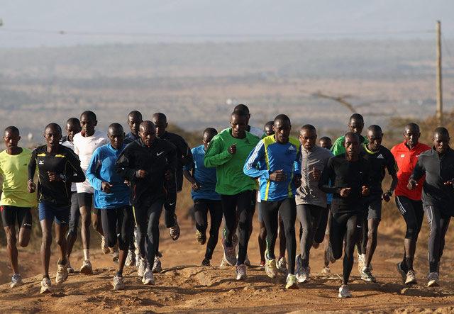 Кенийское племя Календжин - лучшие в мире бегуны на длинные дистанции
