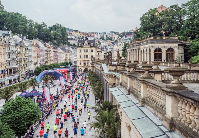 Полумарафон в Карловых Варах: знаменитый спа-курорт ждет 4000 бегунов