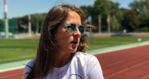 Екатерина Преображенская, тренер по бегу