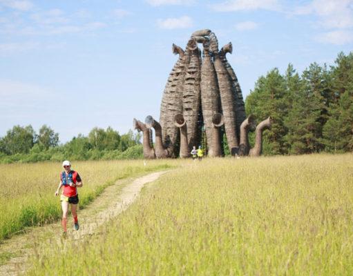 Adidas Sport-Marafon Trail