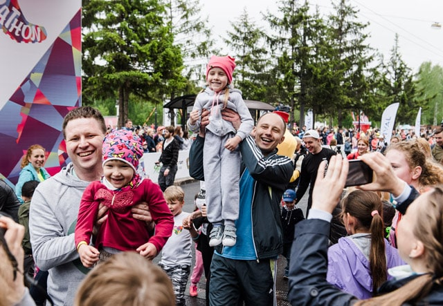 Гид по Томскому международному марафону