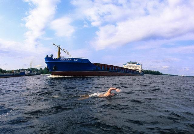 Grand Swim: серия марафонских заплывов