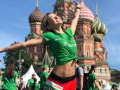 """В Москве и 67 городах России прошел благотворительный Зеленый марафон """"Бегущие сердца"""""""