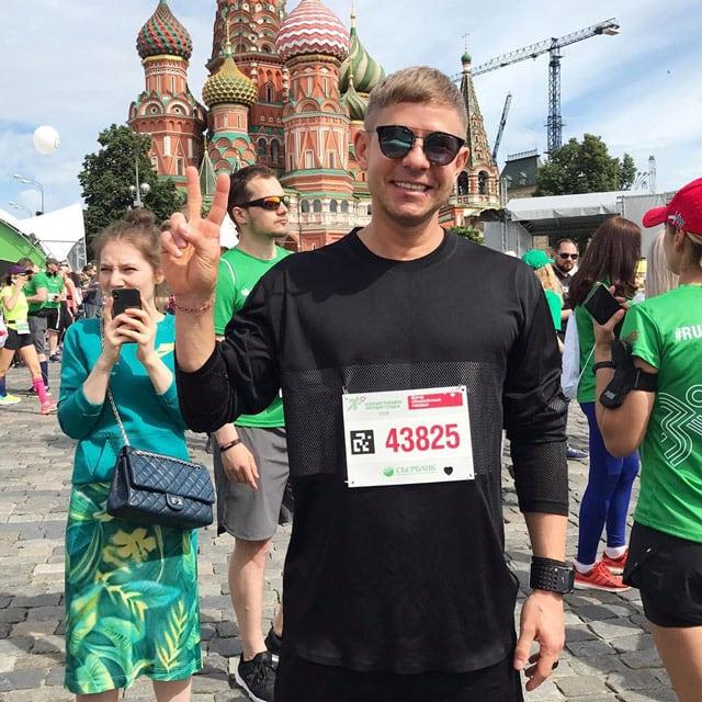 В Москве и 67 городах России прошел благотворительный Зеленый марафон