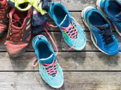 Как правильно стирать кроссовки для бега: в стиральной машине и вручную