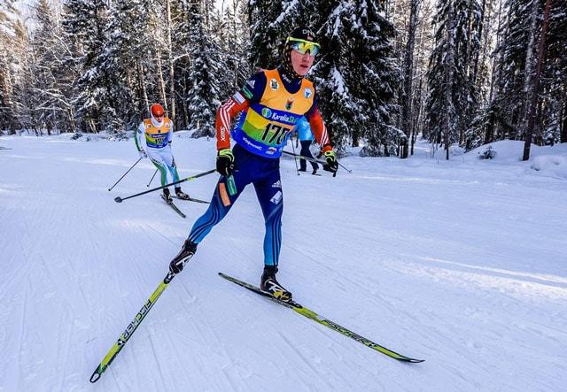 Karelia Sport Fest: интервью с Павлом Сариным
