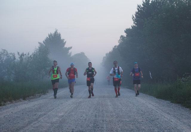 фото: adidas Sport-Marafon Trail