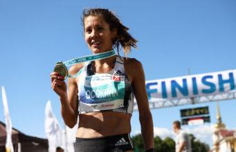 """Подкаст № 26. Мария Осокина - победительница марафона """"Белые ночи"""""""