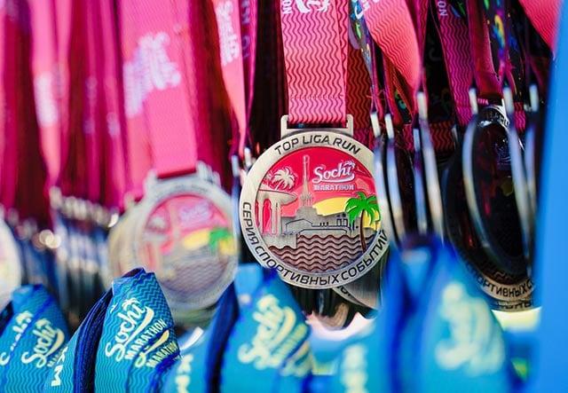 Гид по Сочи марафону 2020: регистрация, трасса, история, достопримечательности