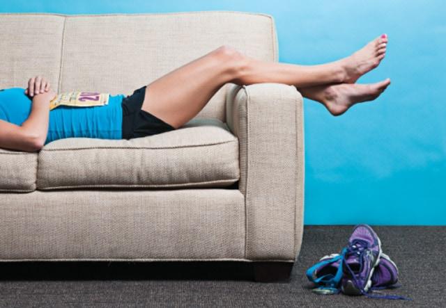 Восстановление после марафона и полумарафона