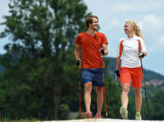 Скандинавская ходьба с палками: польза, вред, техника