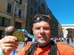 """Подкаст № 27. Андрей Бочаров: """"У меня есть цель - пробежать 100 марафонов"""""""