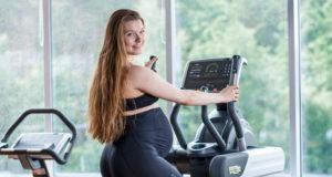 Компрессионная спортивная одежда для беременных 2XU