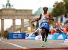 Результаты Берлинского марафона 2019