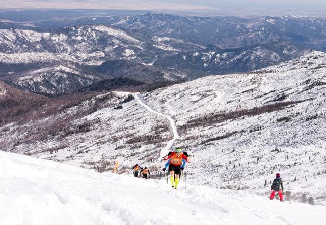 Подборка горных забегов и марафонов России