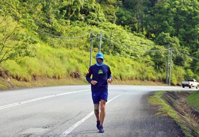 Евгений Макаров об ультрамарафоне в Малайзии: 444 км от моря к морю