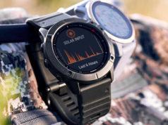 Компания Garmin® объявила о выпуске коллекции мультиспортивных часов fēnix® 6